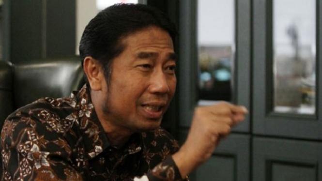 Wakil Ketua DPRD DKI Jakarta, Abraham Lunggana.