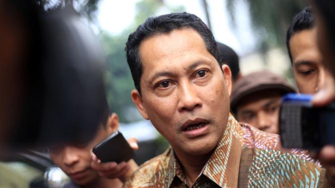 Kepala Badan Narkotika Nasional, Komisaris Jenderal Polisi Budi Waseso.