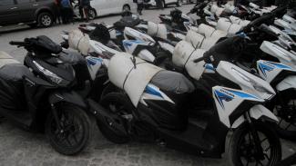 Pemerintah Minta Ekspor Sepeda Motor Tembus 2 Juta Unit
