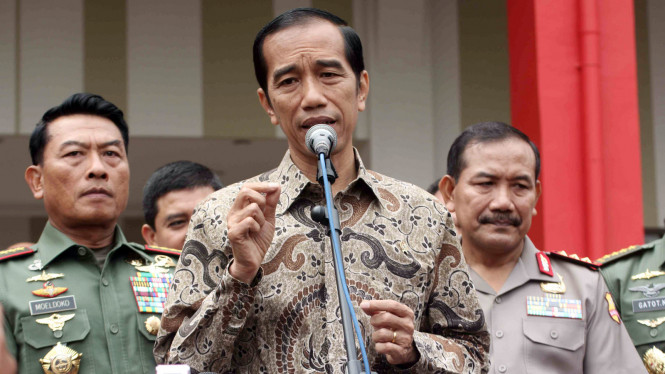 Rapat Pimpinan TNI Polri