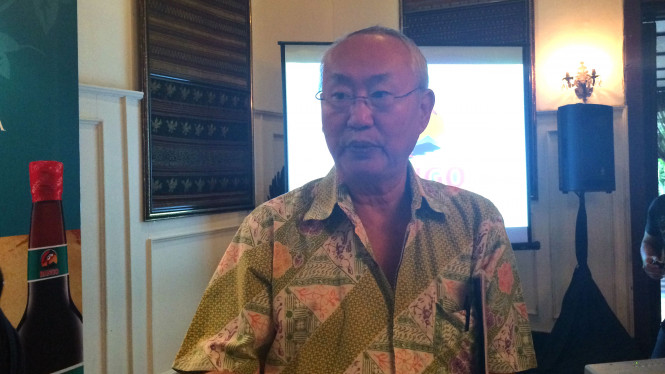 William Wongso.