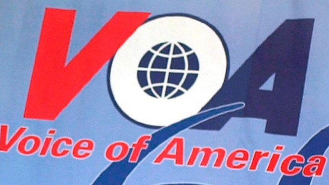 Logo Voice of America