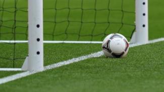 Ilustrasi sepakbola.
