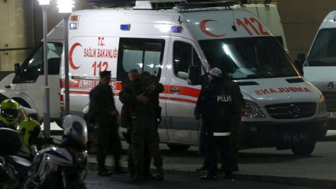 Penyanderaan Jaksa di Turki