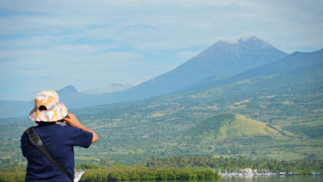 Gunung Rinjani, Lombok.