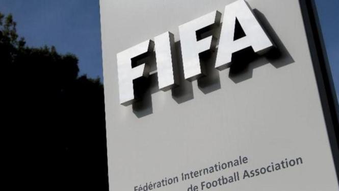Logo di markas FIFA