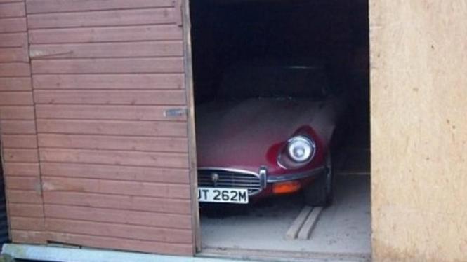 Mobil teronggok