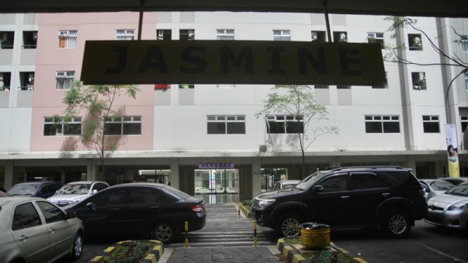 Kalibata City Pasca Penggerebekan Prostitusi Online