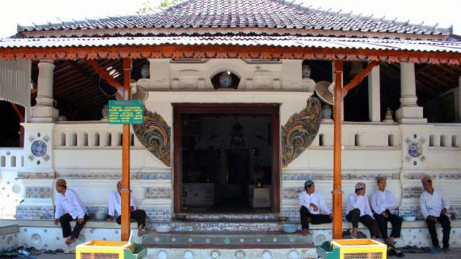 Makam Sunan Gunung Jati di Cirebon
