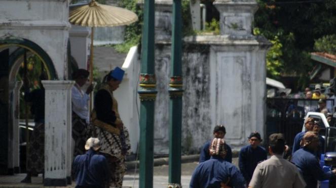 Raja Keraton Ngayogyakarta Hadiningrat Sri Sultan Hamengku Buwono X