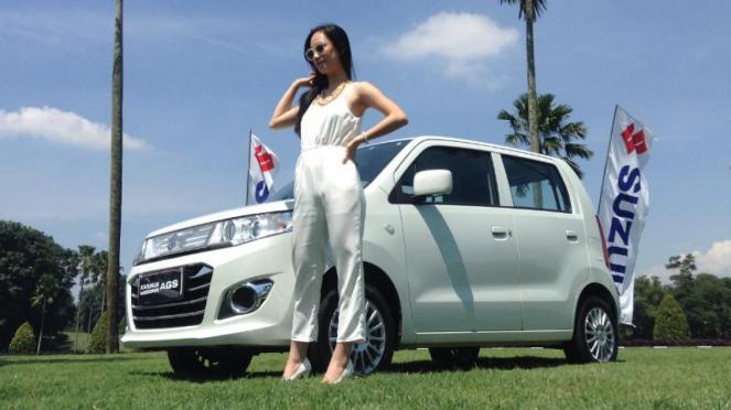 Suzuki Karimun Wagon R, LCGC dari Suzuki.