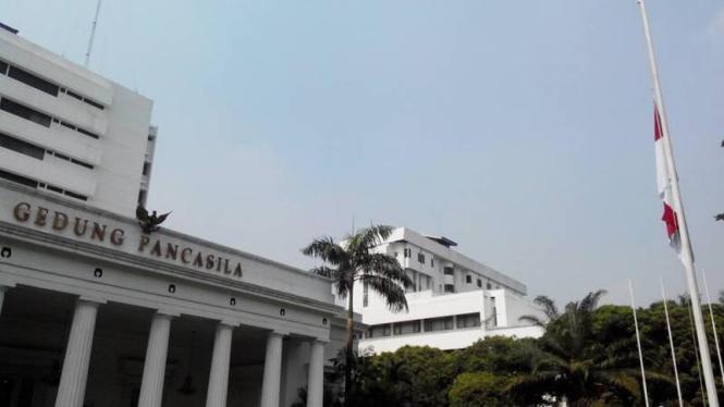 Gedung Pancasila, Kementerian Luar Negeri