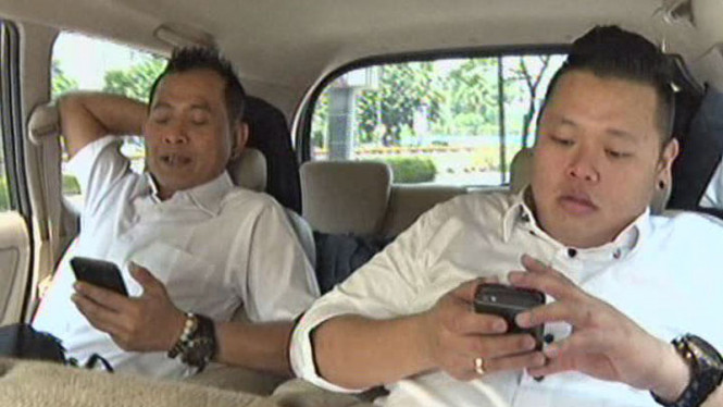 Kegiatan Reza Bukan dan Farid Aja Usai Syuting Eat Bulaga