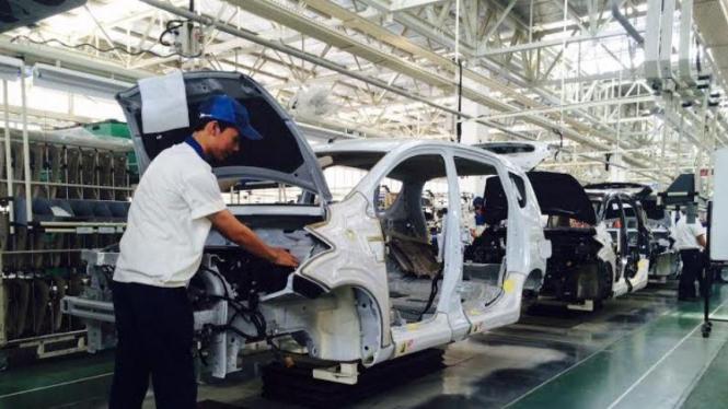 Pabrik Suzuki di Indonesia