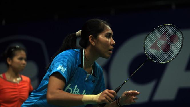 Pemain ganda putri Indonesia, Nitya Krishinda Maheswari