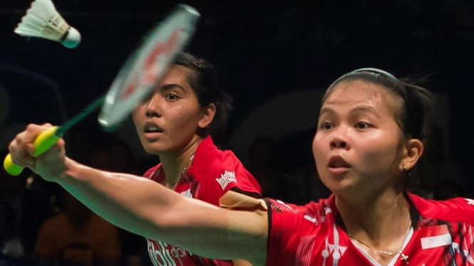 Pasangan ganda putri Indonesia, Nitya Krishinda Maheswari/Greysia Polii