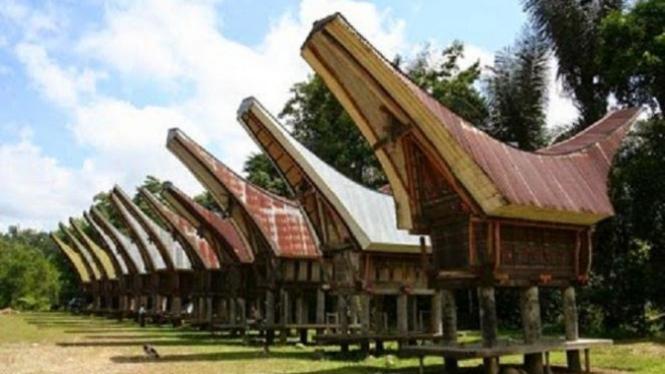 Rumah Adat Indonesia Paling Membius Wisatawan Dunia Viva