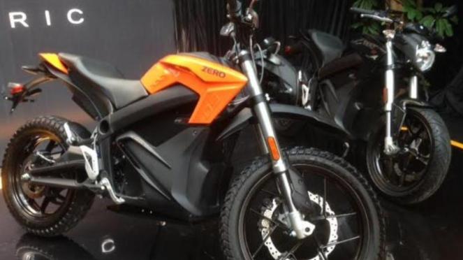 Motor listrik Zero Motorcycle