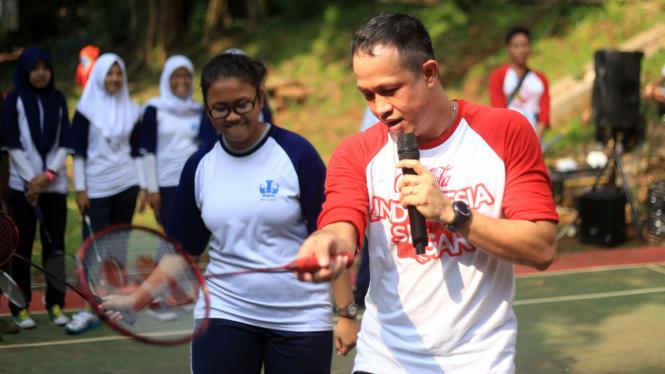 Gerakan Indonesia Segar di Taman Langsat