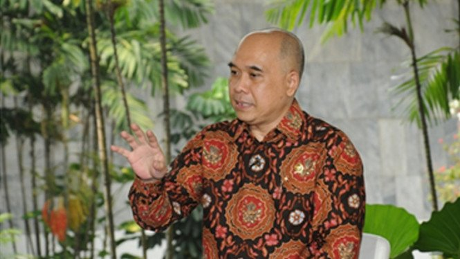 Wakil Ketua Komisi VI DPR RI Heri Gunawan