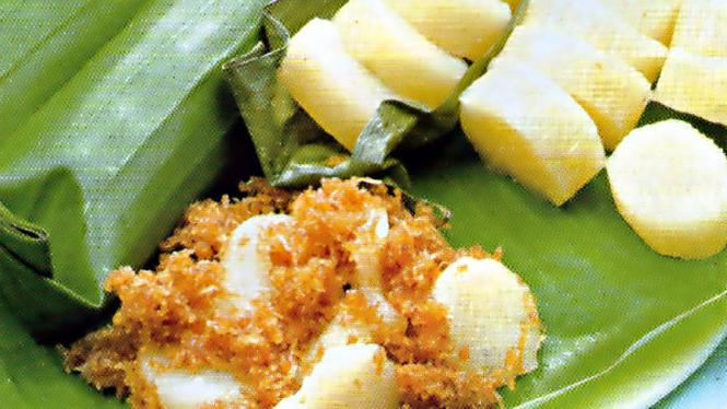 Kue kicak khas Yogyakarta