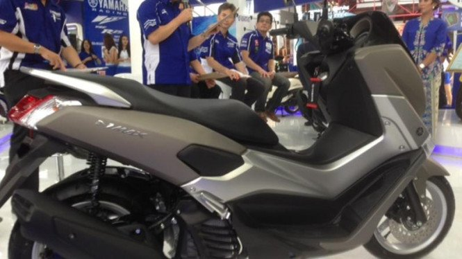 Yamaha NMax non ABS.