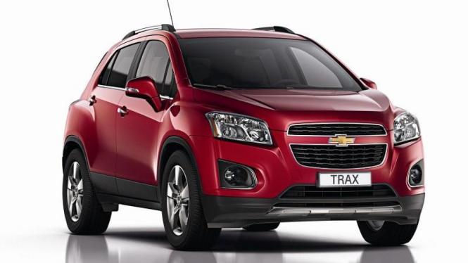 Chevrolet Trax 2014.