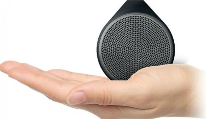 Speaker Logitech X-100.