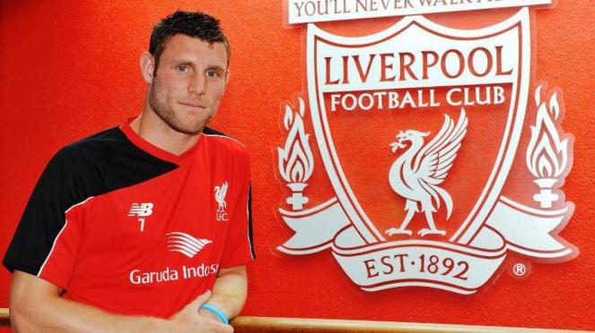 Pemain Liverpool, James Milner
