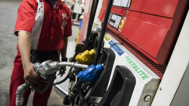 Pertamina jual BBM baru Pertalite