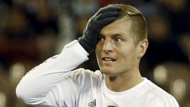Pemain Real Madrid, Toni Kroos