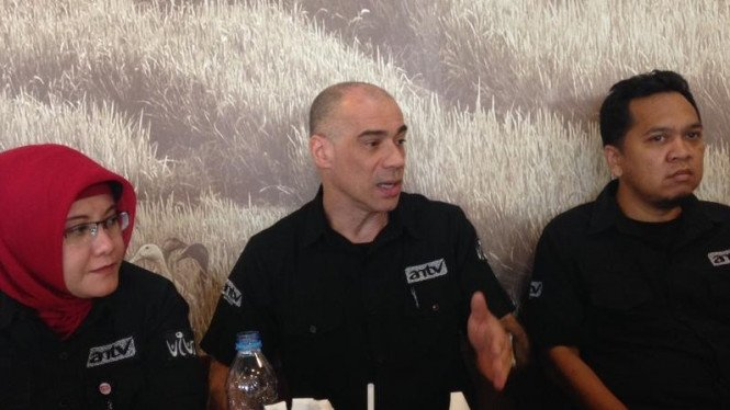 David Burke, Direktur Viva Media Asia