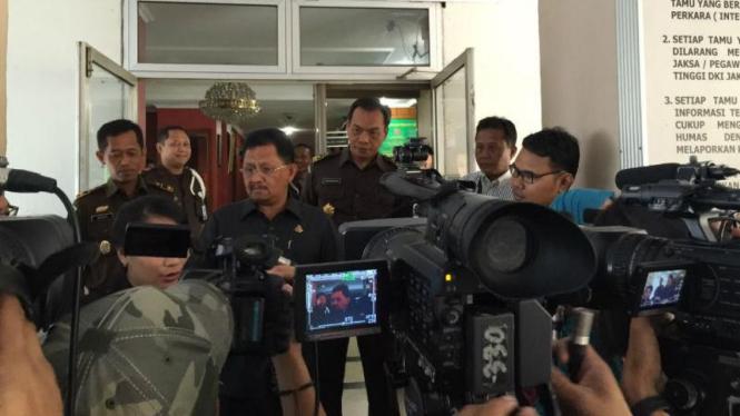 Jaksa Agung Muda lntelijen, Adi Togarisman