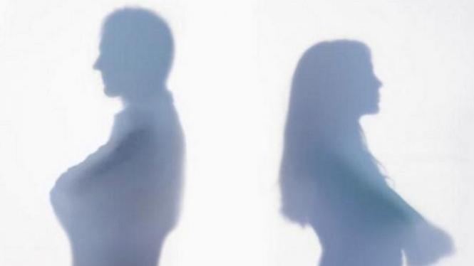 Ilustrasi perceraian
