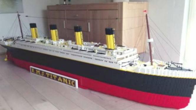 Replika Titanic
