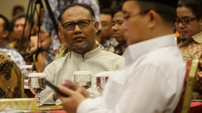 Mantan Wakil Ketua KPK Bambang Widjojanto