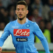 Winger Napoli, Dries Mertens