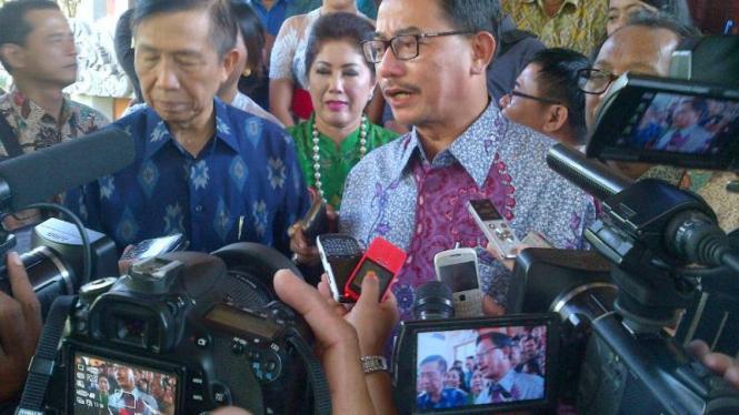Direktur Relawan BPN, Ferry Mursyidan Baldan.