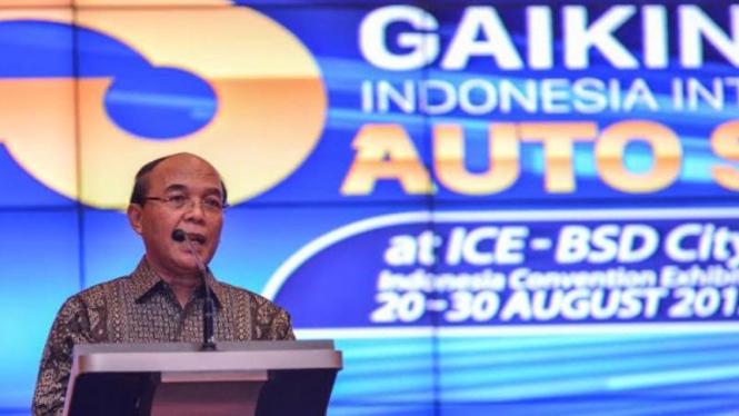 GAIKINDO Indonesia International Auto Show (GIIAS) 2015