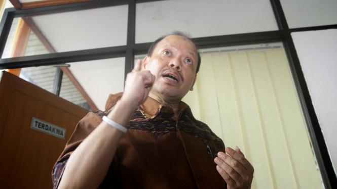 Sutan Bhatoegana Divonis 10 Tahun Penjara