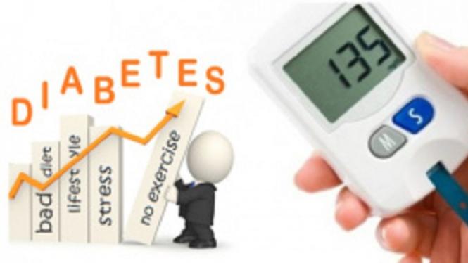 Presentase diabetes
