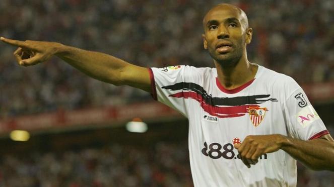 Striker Sevilla, Frederic Kanoute