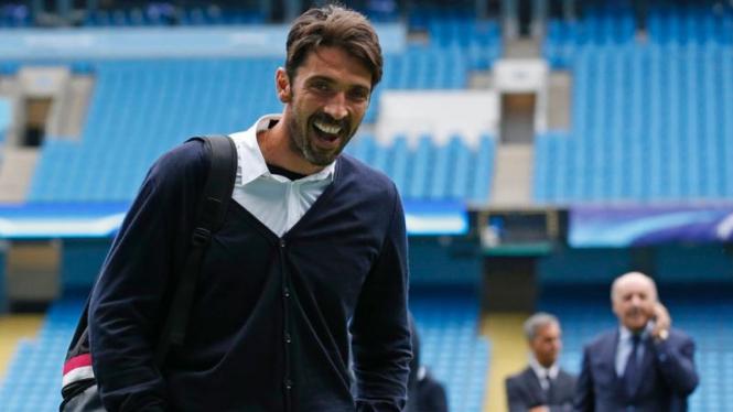 Kapten Juventus, Gianluigi Buffon