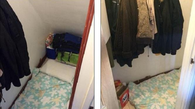 Kamar kecil dengan harga selangit.