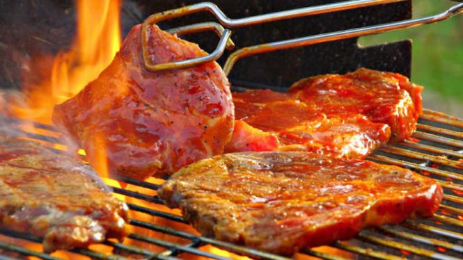 Daging Marmut Ternyata Juga Makanan Populer