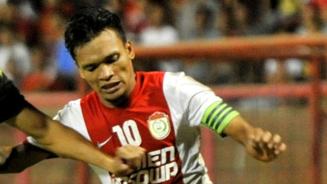 Pemain PSM Makassar, Ferdinand Sinaga.