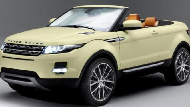 Range Rover Convertible >> Ada Dua Orang Kaya Ri Pesan Range Rover Atap Terbuka Viva