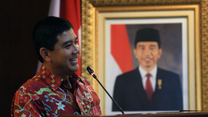 Menteri Pendayagunaan Aparatur Negara dan Reformasi Birokrasi (PANRB), Yuddy Chrisnandi