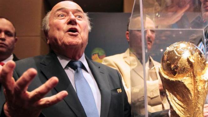 Mantan Presiden FIFA, Sepp Blatter