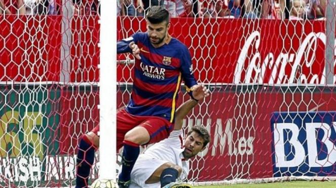Pemain Barcelona, Gerard Pique